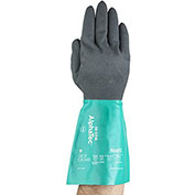 AlphaTec™ Gloves, ANSELL 58-535-9, 1-Pair - Pkg Qty 6