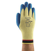 Powerflex Plus Gloves, Ansell 80-600-10, 1-Pair