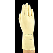 Canners and Handlers Natural Latex Gloves, Ansell 88-392, Unsupported, Unlined, Size 10, 1 Pair - Pkg Qty 12