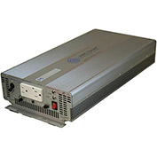 AIMS Power 2000 Watt Pure Sine Power Inverter with GFCI, PWRIG200012120S