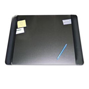 Executive desk pad, leather-like, 19 x 24
