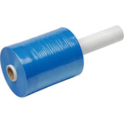 "Blue VCI Stretch Wrap 5"" x 900' x 100 Gauge - Pkg Qty 12"