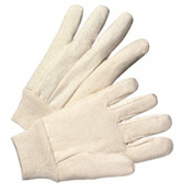 Anchor 4501V 8-Oz. Cotton Canvas Knit Gloves, 12 Pairs/Dozen