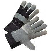 2000 Series Leather Palm Gloves, Anchor 500BD-BR