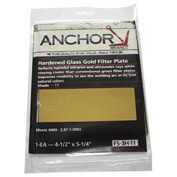 Gold Filter Plates, Anchor FS-3H-9