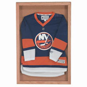 "1 Door Oak Souvenir And Memorabilia Display Case - 24""W x 24""H"
