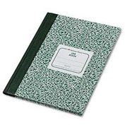 Rediform® Lab Notebook, Wide Ruled, 7-7/8 x 10-1/8, 96 Sheets