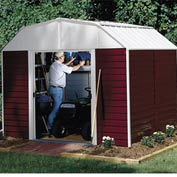 Arrow Shed Red Barn 10' x 8'