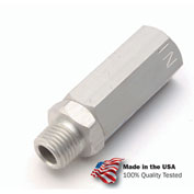 "Arrow Air/Oil In-Line Filter 9072, Sintered Bronze, 1/4"" NPT, 500 PSI - Pkg Qty 5"
