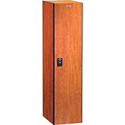 ASI Storage Traditional Plus Phenolic Locker 11-811518721 - Single Tier 15 x 18 x 72, Almond