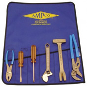 AMPCO® M-47 Non-Sparking 6 Piece Tool Kit