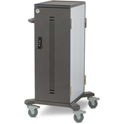 Anthro Yes Cart for Tablets, 40 Unit