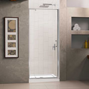 "Dreamline SHDR-22287200-01 Flex Pivot Shower Door, Chrome, 28 to 32"" x 72"""