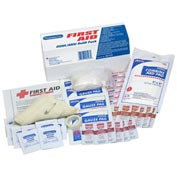 PhysiciansCare® ANSI / OSHA First Aid Refill Kit, Contains 48 Pieces