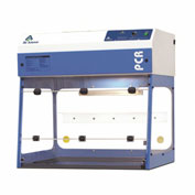 "Air Science® PCR-36 PCR Laminar Flow Cabinet, 36""W x 35""H x 24""D"