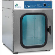 "Air Science® UVB-15 UV-Box™ Benchtop Decontamination Chamber, 15.25""W x 19""H x 20.5""D"