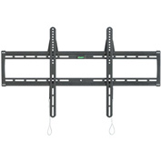 AVTEQ LED-1 Super Low Profile Wall Mount, Steel, Black