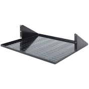 AVTEQ RPS-AS5 Accessory Shelf, Steel, Black