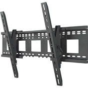 AVTEQ UM-1T Adjustable Universal Wall Mount, Steel, Black