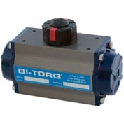 Double Acting Pneumatic Actuator; 2906 In Lbs @ 80Psi