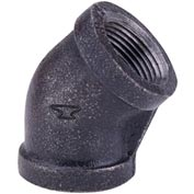 Anvil 1/2 In. Black Malleable 45 Elbow