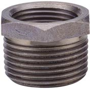 Anvil 3 In. X 1-1/2 In. Black Malleable Iron Hex Bushing