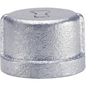 Anvil 5 In. Galvanized Malleable Cap