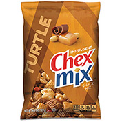 Chex Mix Sweet & Salty, Chocolate Turtle, 4.5 Oz, 7/Box
