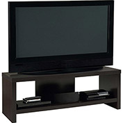 "Hollow Core TV Stand for 60"" TVs Black Forest Finish"
