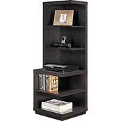 Hollow Core Audio Pier/ Bookcase