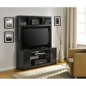 Woodland Home Entertainment Console & TV Stand Espresso Finish