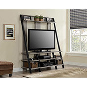"Ladder Style Home Entertainment Center for 48"" TVs Sonoma Oak"