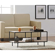 Altra Emmett TV Stand/Coffee Table with Metal Frame