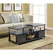 Carson Coffee Table Espresso Finish