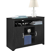 Woodland Storage Cabinet Espresso Finish