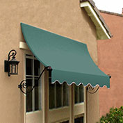 Awntech CH22-10S, Window/Entry Awning Sage 10-3/8'W x 2'D x 2-9/16'H