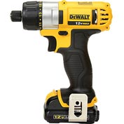 "DeWALT® DCF610S2 12V MAX 1/4"" Screwdriver Kit"