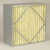 "Purolator® 5360702480 AERO-CELL® Rigid Box Filter 12""W x 24""H x 6""D"