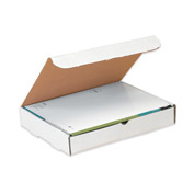 "Literature Mailer 13"" x 10"" x 2"" 200lb. B Test - 50 Pack"