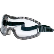 MCR Safety 2310AF Stryker™ Premium Safety Goggle, Clear Anti-Fog Lens, Indirect Vent