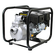 "Pentair Water 1542A-65SP 6.5 HP  2"" Aluminum Semi Trash Pump  with Hydro Powerpro Gas Engine"