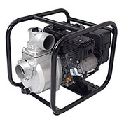 "Pentair Water 1543A-65SP 6.5 HP  3"" Aluminum Semi Trash Pump  with Hydro Powerpro Gas Engine"