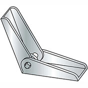 #10-24 Toggle Anchor Wing - Steel - Zinc CR+3 - Pkg of 100 - Brighton-Best 262018