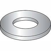 Flat Washer - M4 - Steel - Zinc CR+3 - DIN 125A - 140 HV - Pkg of 1000 - BBI 370019