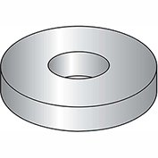 "Flat Washer - 1/4"" - 18-8 Stainless Steel - Pkg of 100 - Brighton-Best 391040"