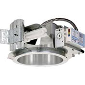 "Lithonia LF8N 2/26-42TRT MV 8"" Recessed Commercial Grade Housing For Compact Fluor. Horizontal"