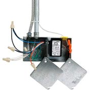Lithonia PP20 Power Pack - Relay Circuit Protection: 120/277 Vac