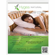 Bed Bug 911™ Standard Allergen & Bed Bug Proof Pillow Cover - King Size STD-KPL