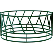 "Behlen Country 2 Piece Heavy Duty Bale Feeder W/ Eight Diagonals Per Section 96""Lx96""Wx46""H, Green"