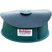 "Behlen Country Super Bull Mineral Feeder With Lynch Pin Retainers 40""L x 40""W x 17""H"